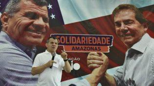 Bosco diz que Solidariedade terá candidato à Prefeitura de Manaus em 2020