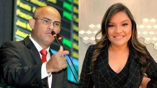 Wilson Lima põe o PR na vice-liderança do governo na Assembleia