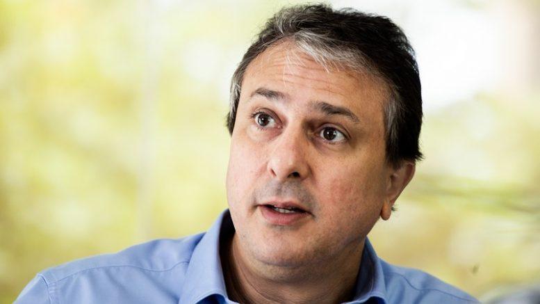 Camilo Santana defende autocrítica no PT (Foto: Camila de Almeida/Folhapress)