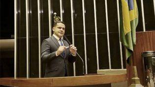 Alberto Neto propõe Frente Parlamentar de Combate ao Crime Organizado