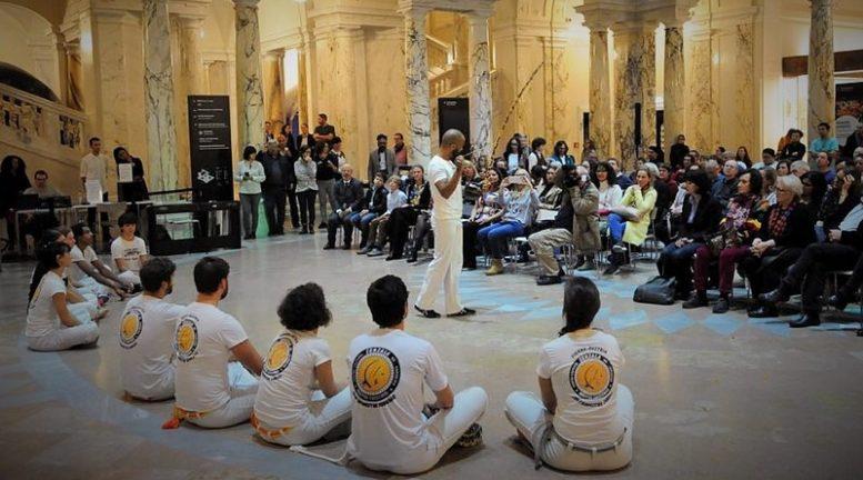 A capoeira é uma das atividades apresentadas no festival (Foto: Patrícia Borges/Divulgação)