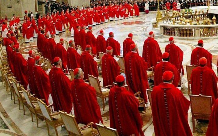 Cardeais têm código de conduta em caso de quebra do celibato (Foto: Ag. Eclesia/Vaticano)