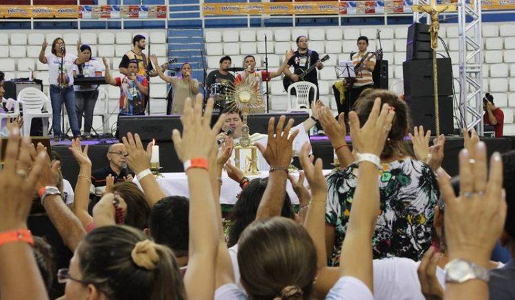 Maranatha será no Centro Vasco Vasques (Foto: Manauscult/Divulgação)