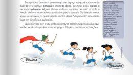 Brincadeira ´r proposta para aulas de educação física (Foto: Reprodução)