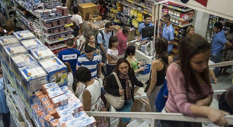 Comércio e serviços ajudaram a impulsionar a economia (Foto: Marcelo Camargo/ABr)