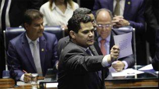 Novo presidente do Senado se compromete em defender a Zona Franca de Manaus