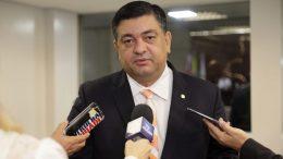 Dermilson Chagas não disse se devolverá recebido na legislatura passada (Foto: Assessoria/Divulgação)