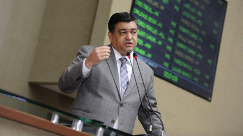 Dermilson Chagas, deputado estadual