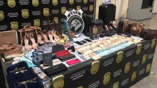 Polícia recupera R$ 5 mil de R$ 35 mil sacados com cartão de crédito roubado