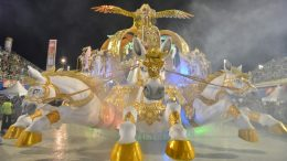 Escolas de samba do Grupo de Acesso se apresentarão em dois dias (Foto: Michael Dantas/SEC Divulgação)