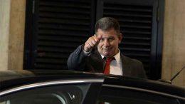Gustavo Bebianno é pivô de crise no governo (Foto: Valter Campanato/ABr)