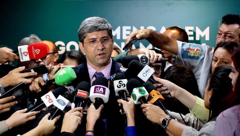 Presidente da CMM, Joelson Silva disse que temas urgentes serão retomados (Foto: Robervaldo ocha/CMM)