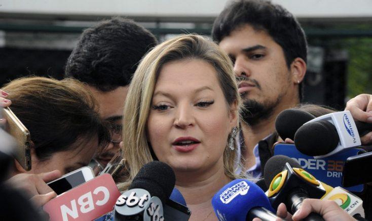 Joice Hasselmann diz que Bolsonaro é fenômeno de comunicação (Foto: Luiz Macedo/Agência Câmara)