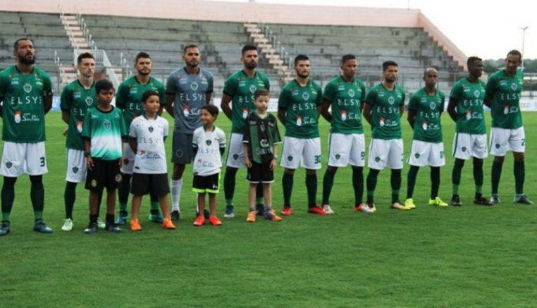 Com empate, Manaus FC foi eliminado da Copa do Brasil (Foto: Antonio Assis/FAF)
