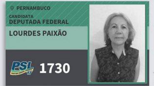 Candidata laranja que recebeu R$ 400 mil do PSL depõe na PF
