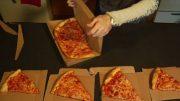 Pizza no papelão: vereador quer proibição para embalagem (Foto: Divulgação)