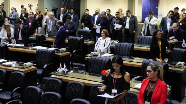 Plenário da Assembleia do Amazonas