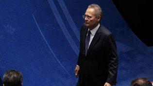 Renan desiste, nega judicialização e despista sobre relação com o governo