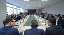 BR-319 foi o tema da reunião com o ministro Tarcísio Freitas