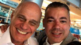 Josué Neto diz que jornalismo está de luto com morte de Boechat