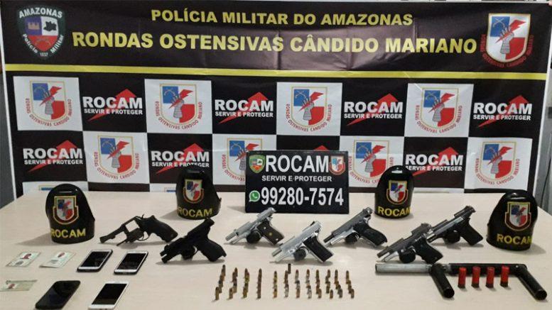 Rocam - Polícia Militar
