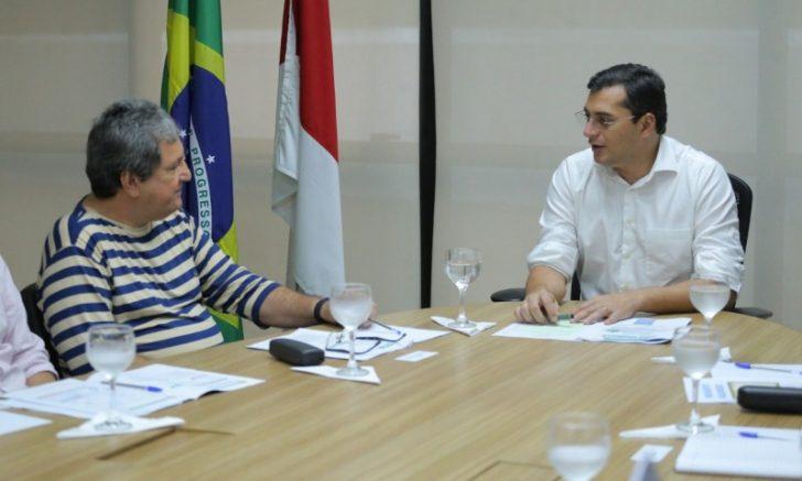 Romeiro Mendonça e Wilson Lima