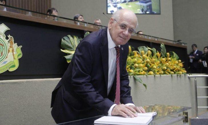 Deputado estadual Serafim Corrêa