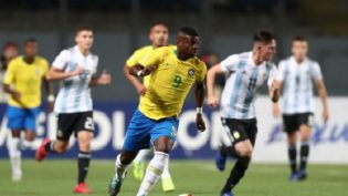Seleção brasileira sub-20 não consegue classificação para o Mundial