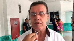 José Francisco dos Santos intermedeia negociação com a Susam (Foto: ATUAL)