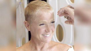 Xuxa corta cabelo curtinho para novo programa e rebate críticos