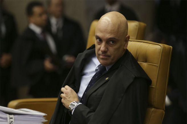Ministro Alexandre de Moraes suspendeu acordo da Lava Jato (Foto: Antonio Cruz/ABr)
