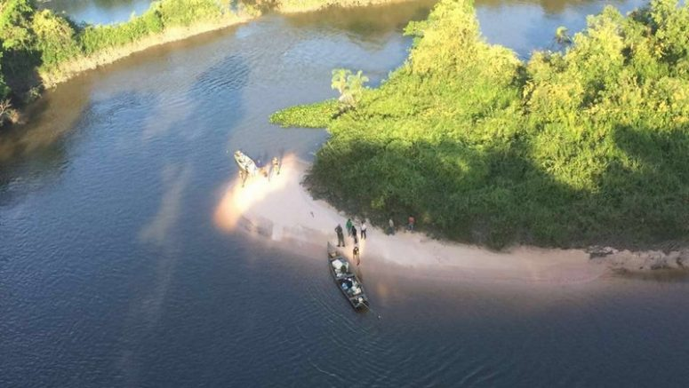 Reserva ambiental no Amazonas tem conflitos agrários (Foto: ICMBio/Divulgação)
