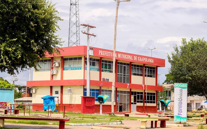 Prefeitura de Caapiranga terá novo prefeito em abril (Foto: MP-AM/Divulgação)