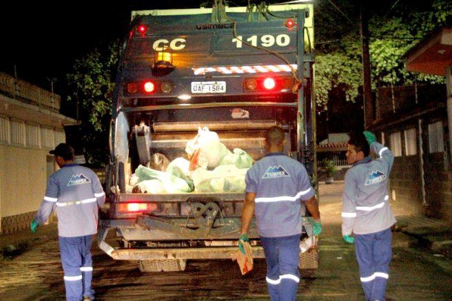 Coleta de Lixo em Manaus