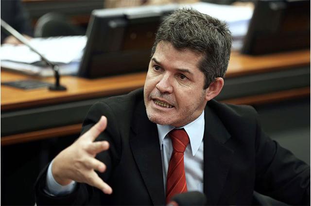Deputado Delegado Valdir defende diálogo para garantir votação (Foto: Marcelo Camargo/ABr)
