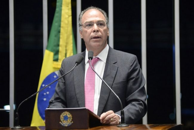 Senador Fernando Bezerra Coelho disse que conversará com todos os partidos (Foto: Jefferson Rudy/ Agência Senado)