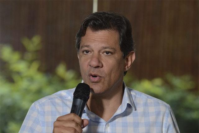 Campanha de Haddad impulsionou notícias contra Bolsonaro na eleição (Foto: Rovena Rosa/ABr)
