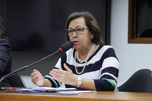 """Lídice da Mata: """"Somos 52% da população"""" (Foto: Cleia Viana/Agência Câmara)"""