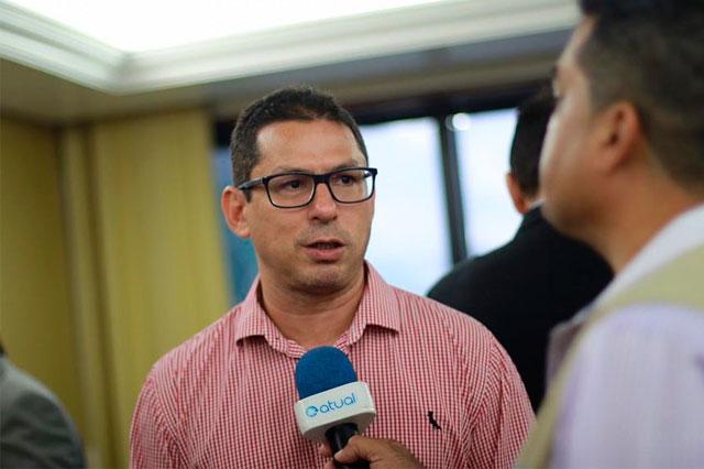 Deputado federal Marcelo Ramos