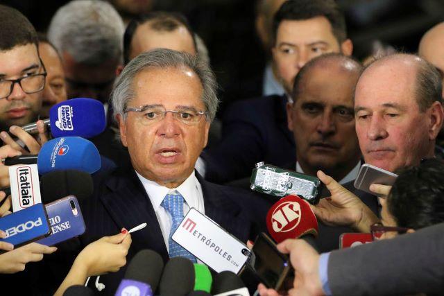 Ministro da Economia, Paulo Guedes (Foto: Fabio Rodrigues Pozzebom/ABr)