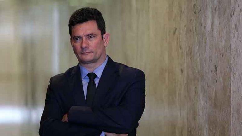 Ministro Sérgio Moro acumula recuos e derrotas (Foto: Pedro Ladeira/Folhapress)