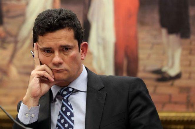 Sérgio Moro lamenta travamento de projeto na Câmara (Foto: Wilson Dias/ABr)