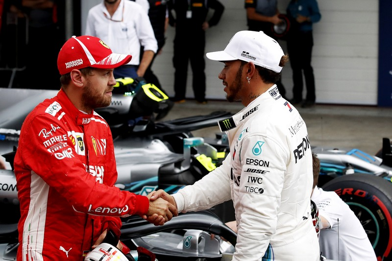 Sebastian Vettel e Lewis Hamilton reeditam duelo na Fórmula 1 (Foto: Marcelo Chello/CJPress/Folhapress)
