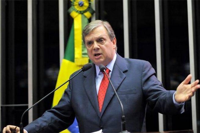 Senador Tasso Jereissati diz que abuso passou dos limites (Foto: Geraldo Magela/Agência Senado)