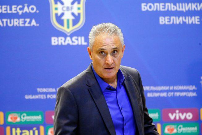 tite - seleção brasileira