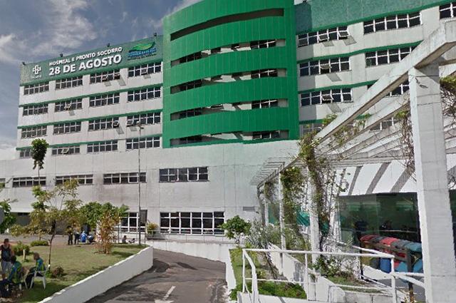 Hospital 28 de Agosto tem serviço fornecido pelo toam (Foto: Divulgação)