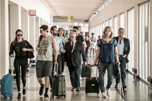 Bagagens de mão fora do tamanho passarão por check-in (Foto: Keiny Andrade/Folhapress)