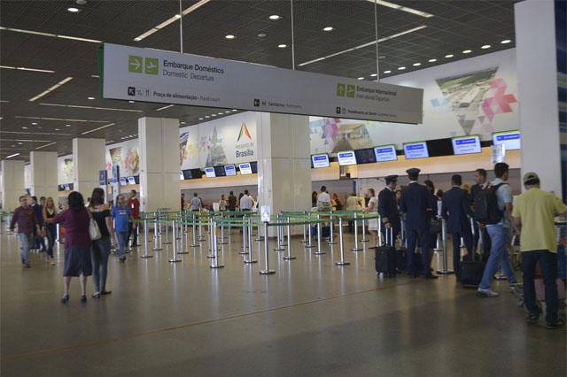 Baixa procura de postos da Anac motivou desativação (Foto: José Cruz/ABr