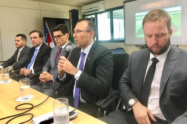 Procuradores e delegados da PF expuseram fraudes no Ipaam Foto: Patrick Motta/ATUAL)