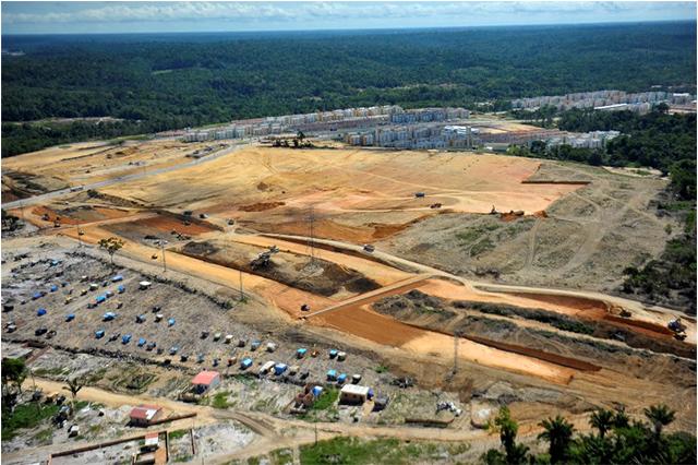 Ministério Público pediu desativação de aterro, mas Justiça negou (Foto: skycrape/Divulgação)